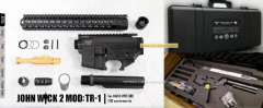 MWC TTI TR-1 John Wick DX  Kit For MARUI MWS M4 (NOT Completed rifle)